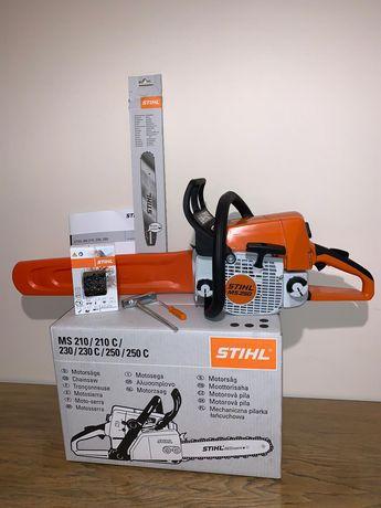 Nowa piła/pilarka spalinowa/łańcuchowa stihl ms250/ms 250 - dostępna !