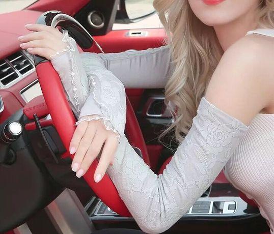Летние авто перчатки, перчатки для вождения, перчатки без пальцев.