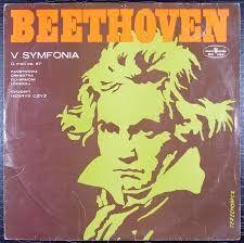 LUDWIG VAN BEETHOVEN - V Symfonia - winyl