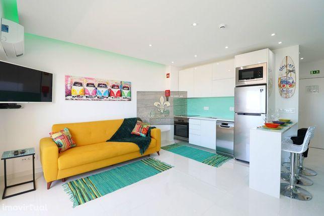 Apartamento T0 com vista mar - Albufeira