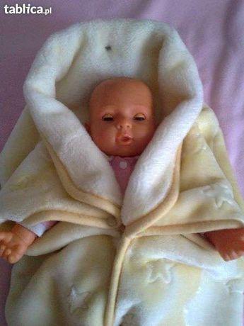 Kocyk niemowlęcy 2w1