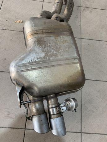 BMW Z4 оригинальная выхлопная система, выхлоп, Глушитель