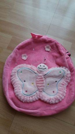 Plecaczek motylek do przedszkola wycieczki i spacery