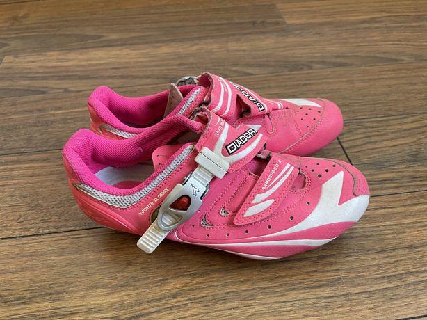 Sapatos ciclismo Diadora