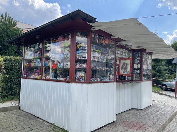Kiosk ruchu / kiosk handlowy