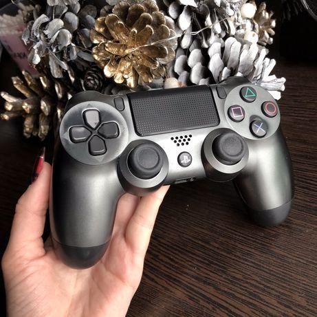 Продам DualShock 4 v.2 steel black