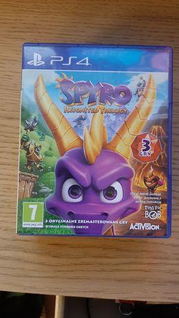 Spyro Trilogy PS4 PL