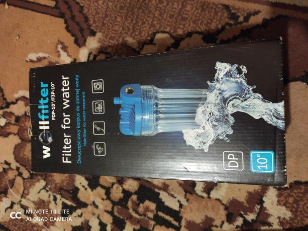 Фільтр на воду і катрідж