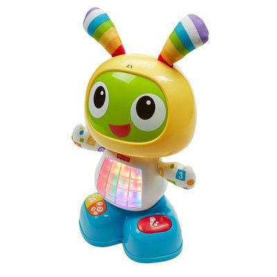 Интерактивная игрушка Робот Бибо