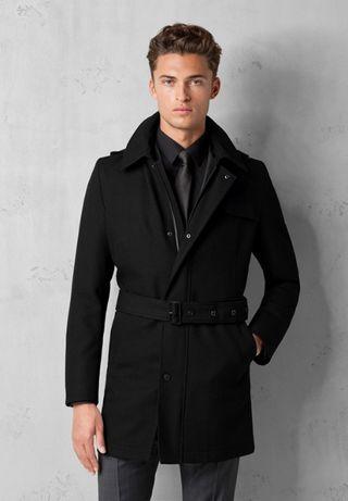 Strellson Premium Gordic płaszcz męski r. 52