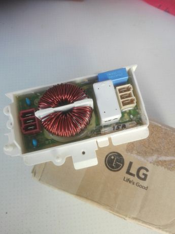 Circuito elétrico ( filtro ) LG