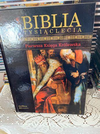 Pismo Święte Biblia Tysiąclecia dla dzieci 59 tomów