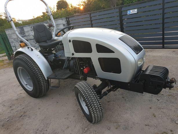 Ciągnik Traktor Sadowniczy Komunalny do Szklarni Eurotrack F25