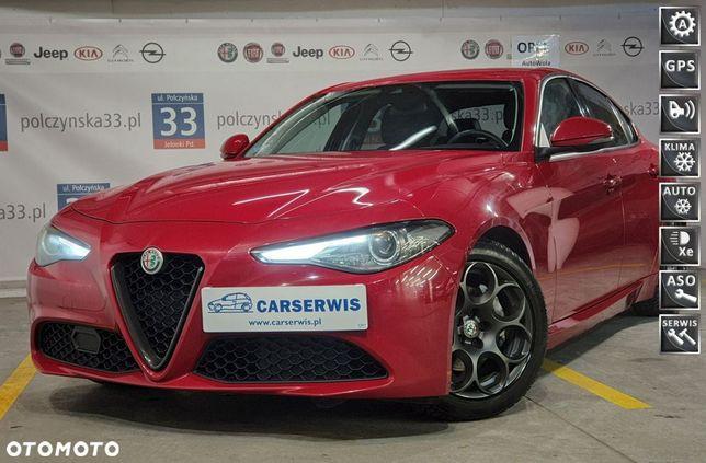 Alfa Romeo Giulia Salon Polska, Serwis, Faktura Vat 23%