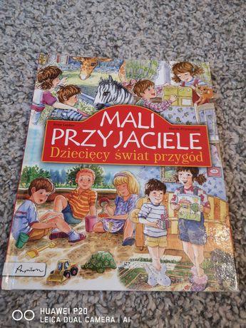 Książka dla dzieci - Mali przyjaciele Dziecięcy świat przygód