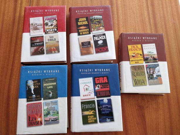 Książki Reader's Digest, wybrane książki