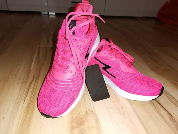 Różowe buty SelfieGo