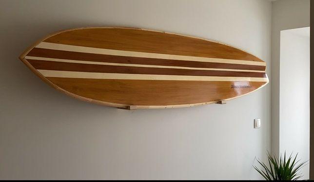 Surfboard prancha de surf vintage decoracao madeira