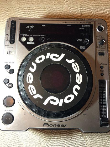 odtwarzacz Pioneer CDJ 800