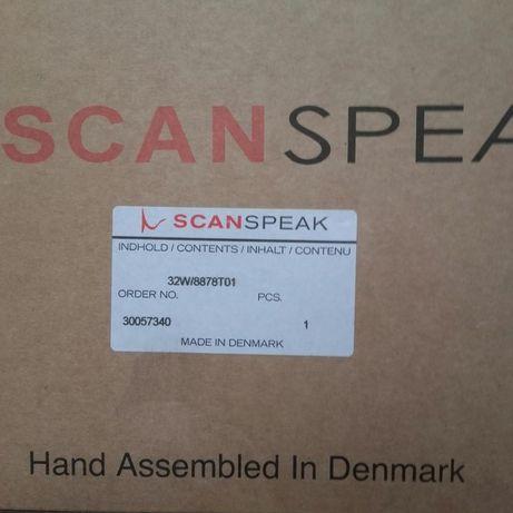 Ģłośniki Scan-speak woofer 32W/8878T01