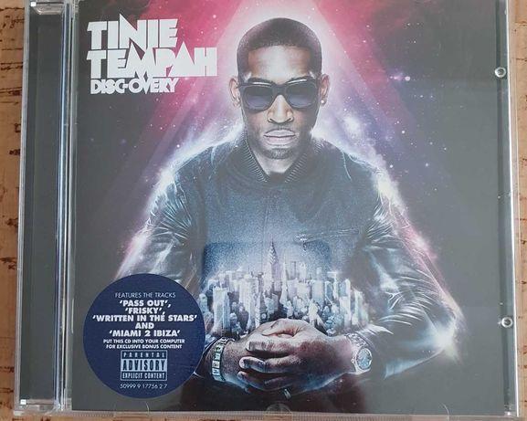CD Tinie Tempa Disc-Overy