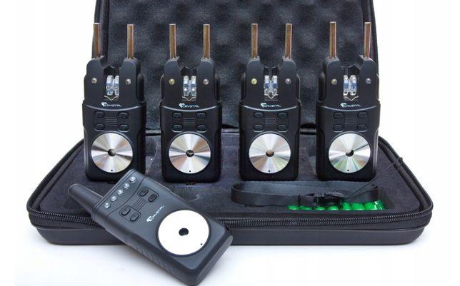 Sygnalizatory bran 4+1 CRYSTAL FR 698
