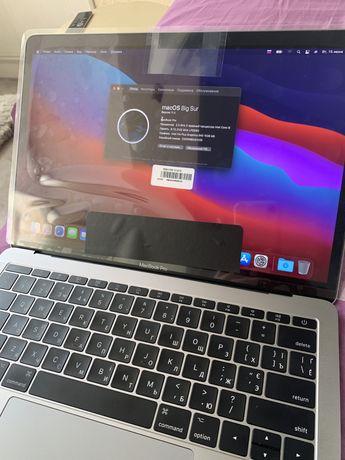 """MacBook Pro 13"""" 2017 256 GB SSD 8 GB LPDDR3 A1708"""