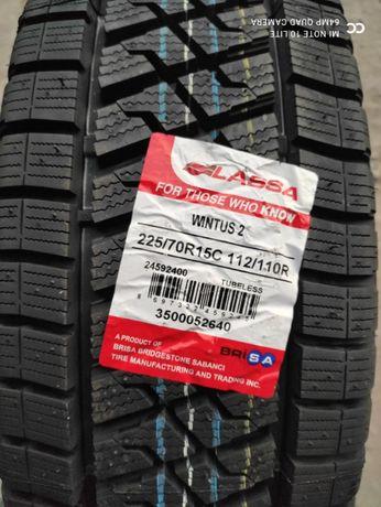 АКЦИЯ!Lassa 225/70R15C 112/110R WINTUS 2 продам шины Новые