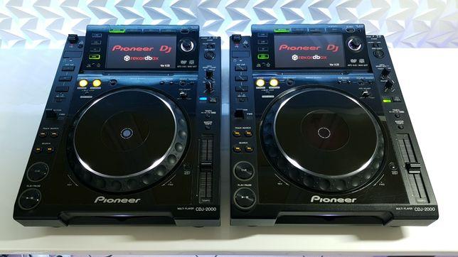 Pioneer CDJ2000, DJM2000 (Rekordbox)
