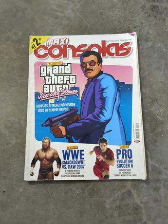 Revista Maxi Consolas Outubro 2006