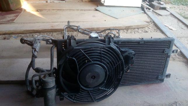 Радіатор кондиціонера Opel 1.7