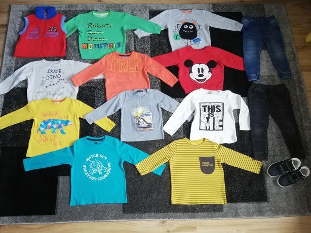 Ubrania_ubranka dla chłopca rozm 98-104