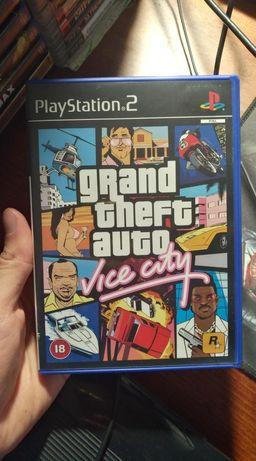 Продам диск gta vice city ps2