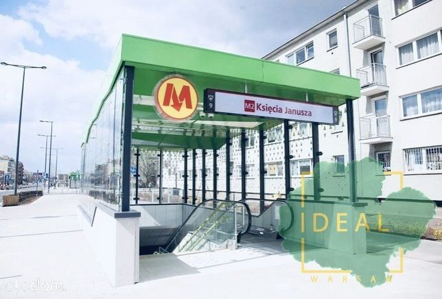 *Ustawne M3 w otoczeniu 3 Parków /Metro za rogiem