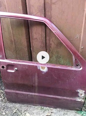 дверь двери Фиат уно водительская пассажирская задняя передняя