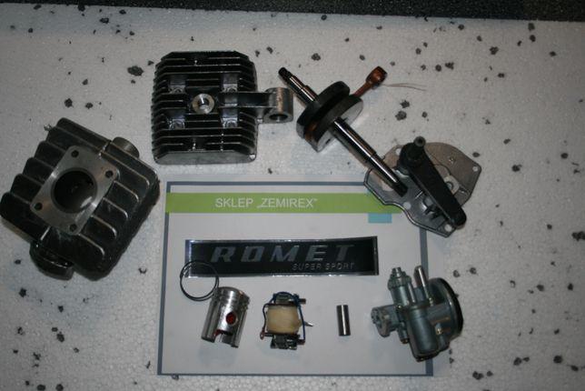 WSK-Romet-Simson części zamienne nowe