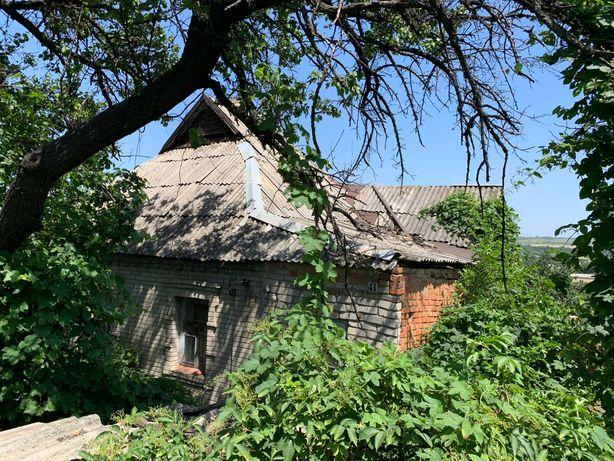 Продаю или под разборку дом в городе Дружковка, пос. 200-планы