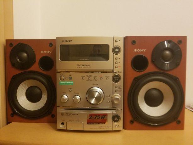 Kultowa Mini Wieża SONY S-Master CMT-CPZ1