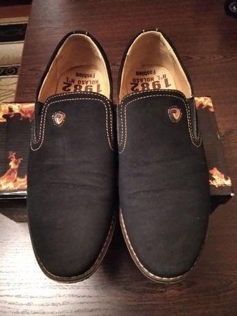 Туфли на мальчика. 38 размер.