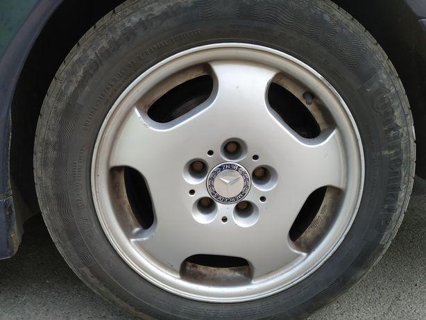 Диски R16 Mercedes 5 112  w210 без резины и колпачков