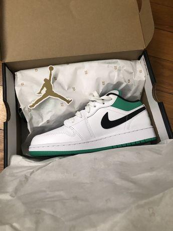 Nike Air Jordan 1 Low 'Stadium Green' - 38.5
