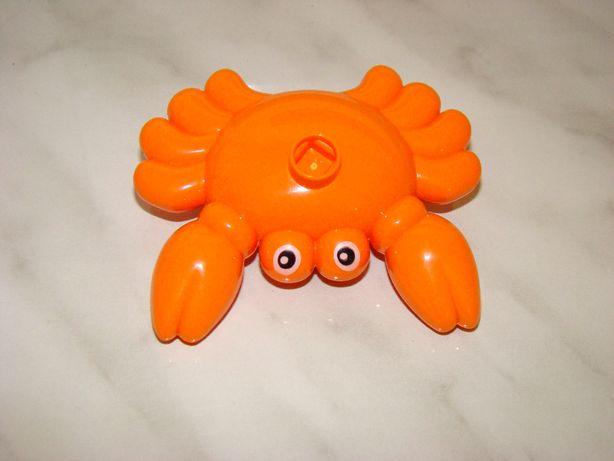 LEGO DUPLO figurka zwierzątko KRAB