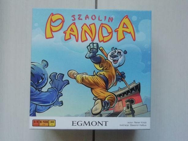 Gra planszowa karciana Szaolin Panda