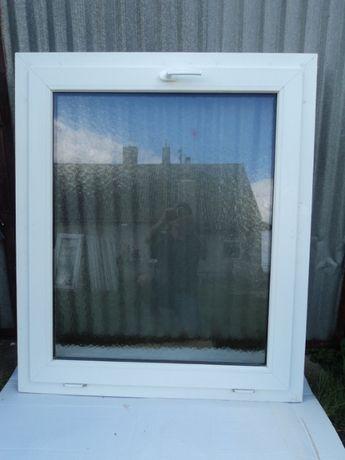 Okna pcv -sz107x126wys- używane (10szt)