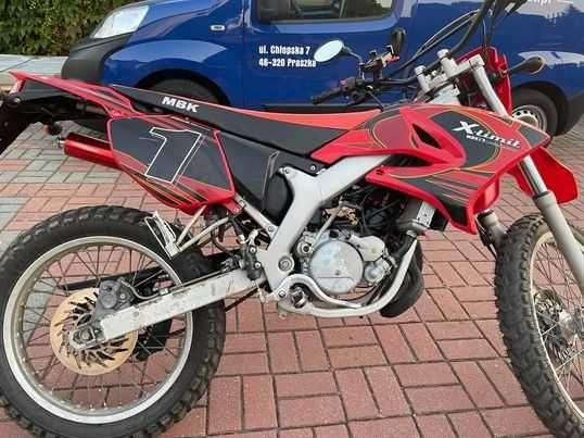 Yamaha dt/MBK 50/80