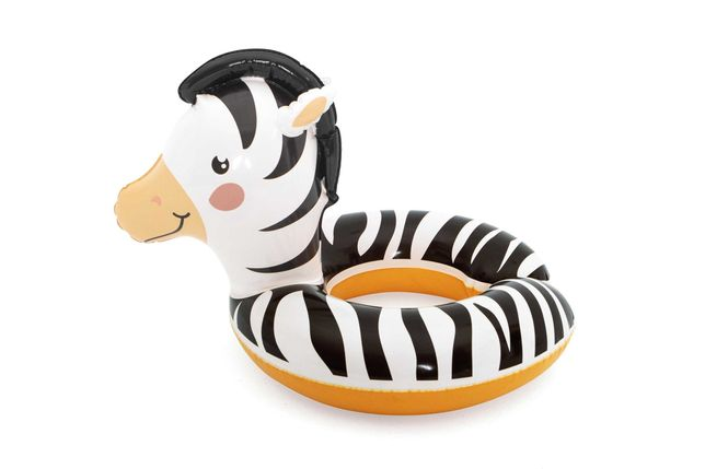 Koło Dmuchane Kółko Do Pływania Zebra Bestway