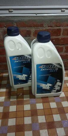 Антифриз FOSSER Antifreeze FA 11 green 1.5 л