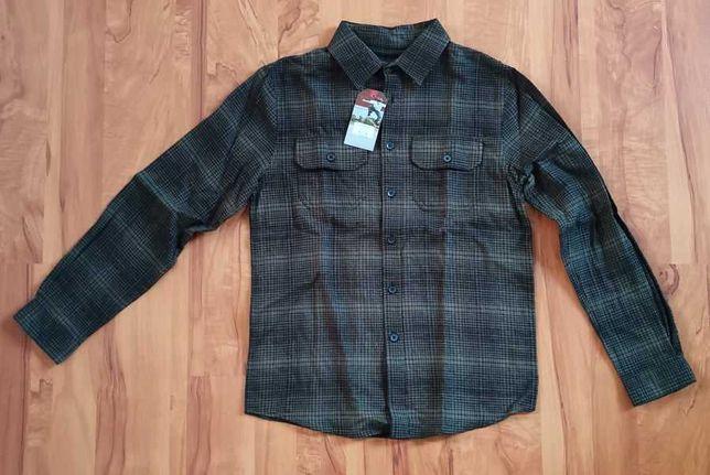 Koszula długi rękaw 146 Rebel by Primark na 10-11 lat nowa metka krata
