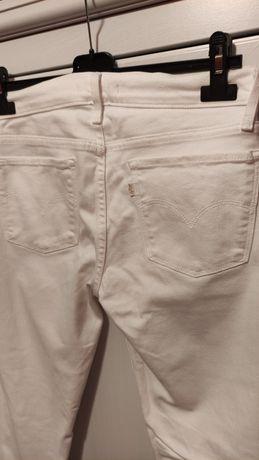 Jeansy Levi's super skinny 29/32