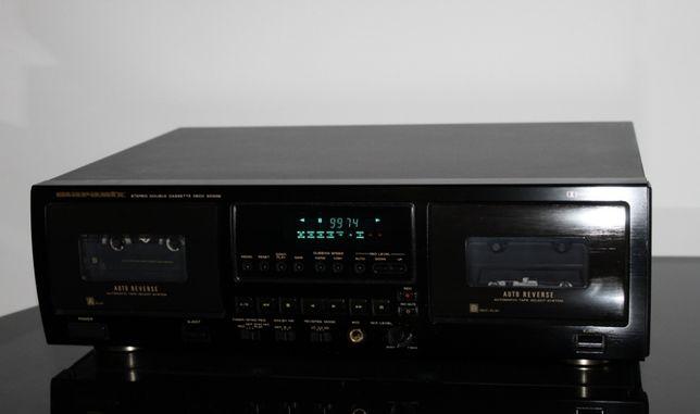 MARANTZ SD 535 Magnetofon deck 2 kasetowy segment stereo hi-fi Wysyłka